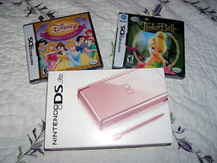 I Want A DS!